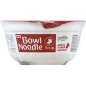 Paldo Soup, Bowl Noodle, Kimchi Flavor