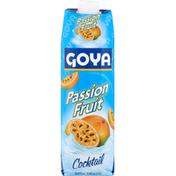 Goya Cocktail, Passion Fruit