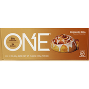 One Protein Bar, Cinnamon Roll Flavored