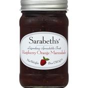 Sarabeth's Marmalade, Raspberry Orange