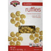 Hannaford Pasta Ruffles