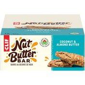 CLIF BAR Coconut Almond Butter Nut Butter Filled CLIF Bar Coconut Almond Butter Nut Butter Filled Energy Bars (Case)