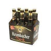 Krombacher Dark Pilsener Beer