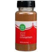 Food Club Ground Saigon Cinnamon