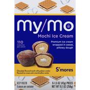 My Mo Mochi Ice Cream, S'Mores