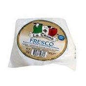 La Chona Queso Fresco Mexican Style Crumbling Cheese
