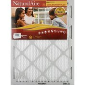 NaturalAire Air Cleaning Filter, Microparticle, 18 x 24 x 1