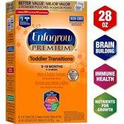 Enfagrow® Toddler Transitions Baby Formula Milk Powder Refill box
