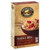 Nature's Path Cereal, Ancient Grains, Heritage Bites, Organic, Box