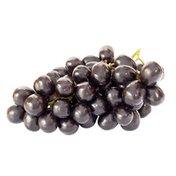 Organic Black Grapes