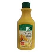 PICS Homestyle Orange Juice