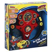 E Kids Toy, Rev N' Roll Steering Wheel, Mickey and the Roadster Racers