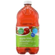 Food Club Apple Kiwi Strawberry Flavored Juice Cocktail