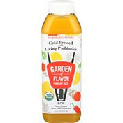 Garden of Flavor Cold-Pressed Juice, Turmeric Tonic