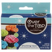Over The Top Shocking Neon Concentrated Color Gel