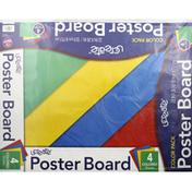 U Create Poster Board, Color Pack