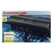 Marineland 400 GPH Multi-Stage Filtration Emperor Bio-Wheel Power Filter