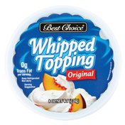 Best Choice Whipped Topping