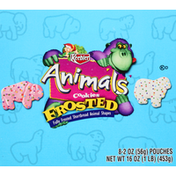 Keebler Animals Cookies, Frosted