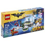 LEGO Building Toy, The Justice League Anniversary Party
