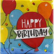 Party Creations Napkins, Hoppin' Birthday Cake, 3-Ply