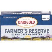 Darigold Farmer's Reserve Unsalted Extra Creamy Butter