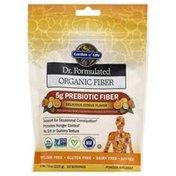 Garden of Life Organic Fiber, Delicious Citrus Flavor