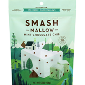 Smash Mallow Snackable Marshmallows Mint Chocolate Chip