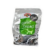 Hannaford Mini Wheat Garlic Bread