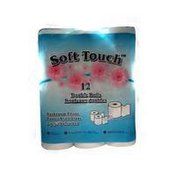 Softtouch Bathroom Tissue Roll