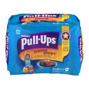 Huggies Pull-Ups Learning Designs Training Pants Size 3T-4T - 50 CT