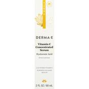 DERMA E Serum, Concentrated, Vitamin C