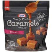 Kraft Caramels Candy Kitchen Original Soft Caramels