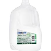 Food Lion Distilled Water
