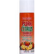 Pure Citrus Air Freshener, Orange