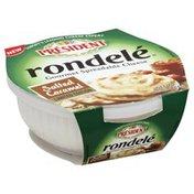 President Cheese, Gourmet Spreadable, Salted Caramel