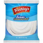 Mrs. Freshley's Texas Mrs. Freshley's Texas Cinnamon Roll