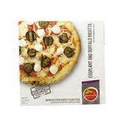 Mandia Cibo Italiano Eggplant & Buff Ricotta Frozen Pizza
