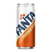 Fanta Orange Soda Can