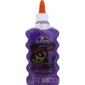 Elmer's Classic Glitter Glue Purple