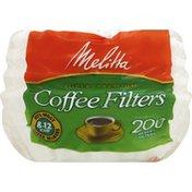 Melitta Coffee Filters, Super Premium, Basket
