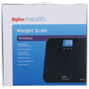 Hy-Vee Health, Wireless Weight Scale