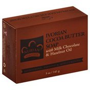 Nubian Heritage Soap, Ivorian Cocoa Butter