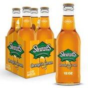 Stewart's Orange 'n Cream Made with Sugar