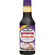 Kikkoman Roasted Garlic Teriyaki Marinade & Sauce