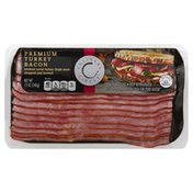 Culinary Circle Turkey Bacon, Premium