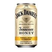 Jack Daniel's Jack Daniel's Tennessee Honey and Lemonade Ready to Drink