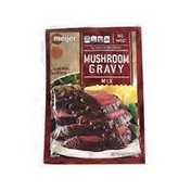 Meijer Mushroom Gravy Mix