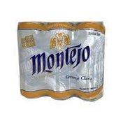 Montejo Beer Cans