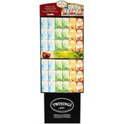 Twinings Camomile/Peppermint/Lemon & Ginger/Orange & Cinnamon Spice Shipper